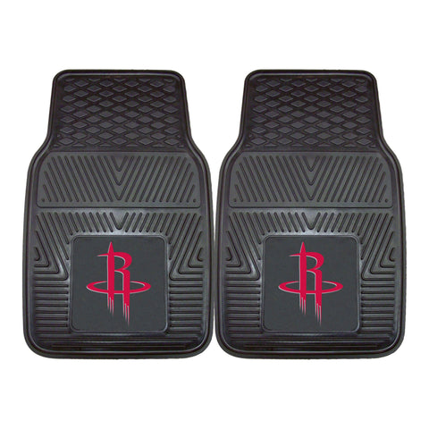 Houston Rockets 2-pc Vinyl Car Mat Set