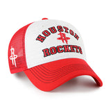Men's Houston Rockets '47 Savoy Snap MVP Cap