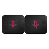 Houston Rockets 2-pc Utility Mats
