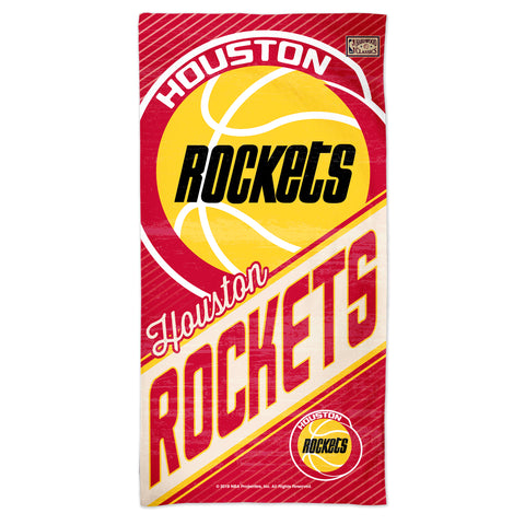 Houston Rockets Wincraft HWC Beach Towel