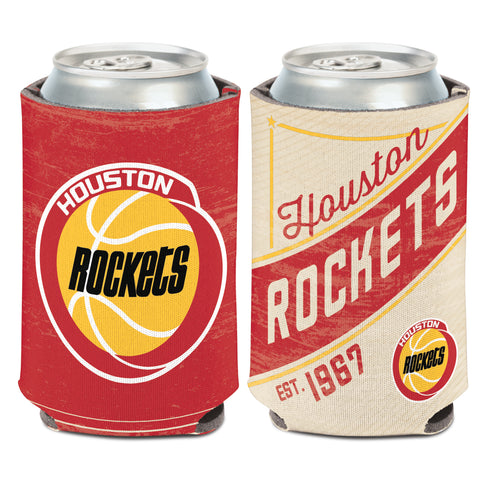 Houston Rockets Wincraft HWC Logo Can Coozie