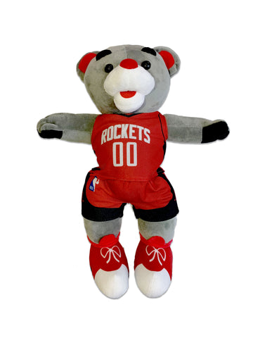 "Houston Rockets 14"" Clutch Mascot Plush Doll"