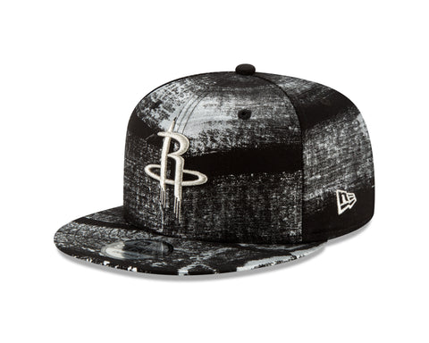 Men's Houston Rockets New Era Painted Prime 59FIFTY Cap