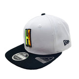 Men's Houston Rockets New Era Hologram Logo 9FIFTY Cap
