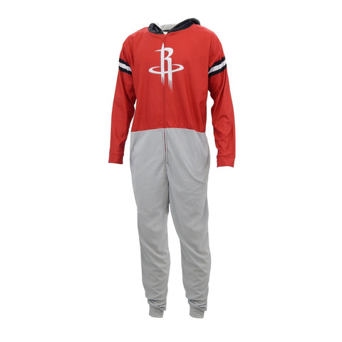 Men's Houston Rockets Concepts Sport Rockets Logo Onesie