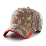 Men's Houston Rockets '47 Realtree Frost MVP Cap