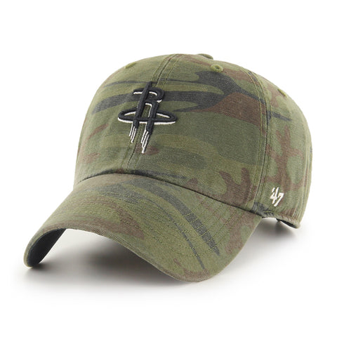 Men's Houston Rockets '47 Regiment Clean Up Cap
