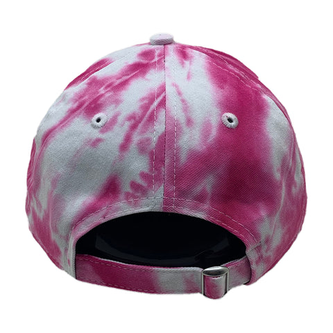 Men's Houston Rockets New Era Tie Dye 9TWENTY Cap