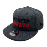 Men's Houston Rockets New Era Wordmark 9FIFTY Cap