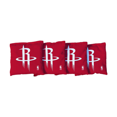 Houston Rockets Victory Tailgate Red Regulation Corn Filled Cornhole Bags