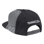 Men's Houston Rockets Mitchell & Ness Team DNA Inset Snapback