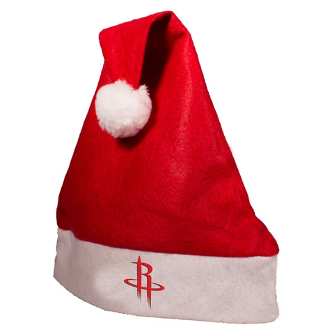 Youth Houston Rockets Santa Hat