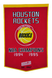 Houston Rockets Dynasty Banner