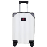"Houston Rockets Mojo Deluxe Premium 21"" Carry-On Hardcase with Iron Corners"