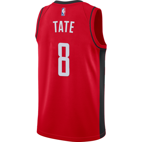 Men's Houston Rockets Nike Jae'Sean Tate Icon Edition Swingman Jersey