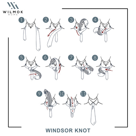 Windsor Knot Wilmok