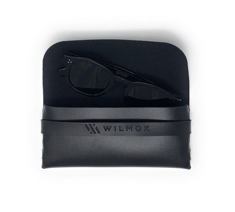 Bologna Black Sunglasses - Wilmok