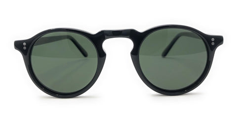 Genova Black Sunglasses - Wilmok