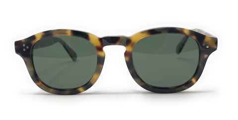Siracusa Tortoiseshell Light Sunglasses - Wilmok