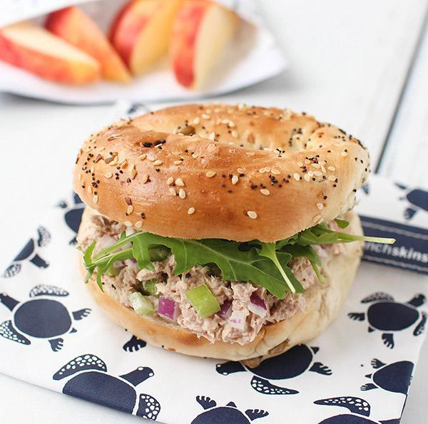 The Tuna Everything Bagel Recipe!