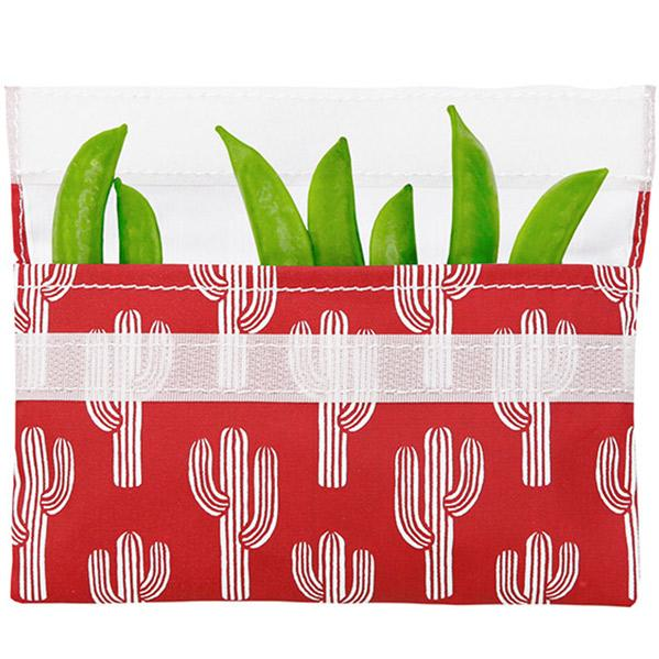 Reusable Snack Red Cactus food storage bag best reusable bag USA Today