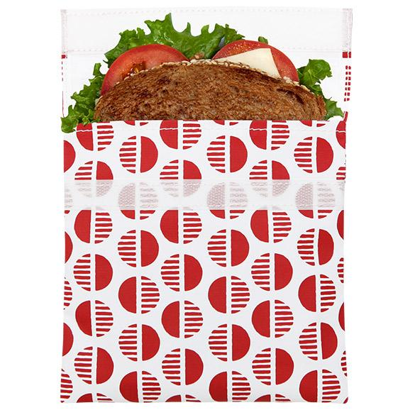 Reusable Sandwich Bag Red Cactus food storage bag best reusable bag USA Today