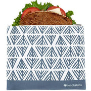 Reusable Sandwich Bag Zip Geo  food storage bag best reusable bag usa today