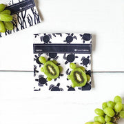 Reusable Snack Navy Seagrass food storage bag best reusable bag USA Today