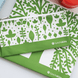 Reusable Zippered Sandwich Bag + Snack Bag 2-Pack Bundle Tree 1