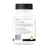 Suggested use for Help Me I'm Sore from Vitamins Without Junk. Curcumin and boswellia extract supplement. 60 capsules. Vegan, gluten free.