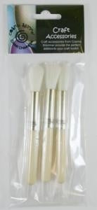 Pack of 3 Dusting Brushes