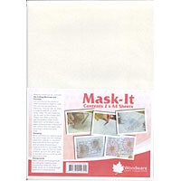 Woodware Mask-It Sheets