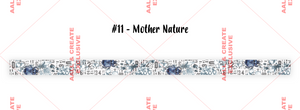 AALL & Create Washi Tape #11- Mother Nature