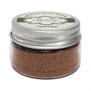 Metallic Micro Beads Copper 50g