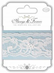 CC Always & Forever - Lace Ribbon : Lily