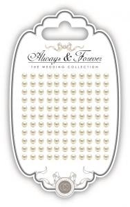 CC Adhesive Pearls 5mm