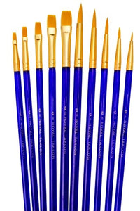 Royal Langnickel Super Value Brush Set - 10 Pack
