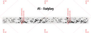 AALL & Create Washi Tape #8- Fledgling
