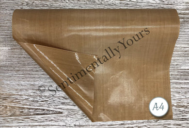 Sentimentally Yours Non-Slip Non-Stick Heat Resistant Craft Sheet - A4