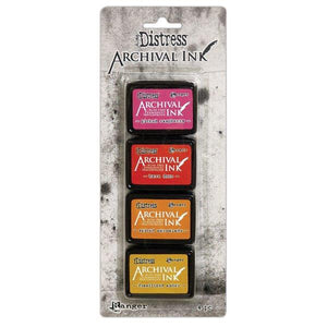 Distress Archival Mini Ink Pad Kit 1