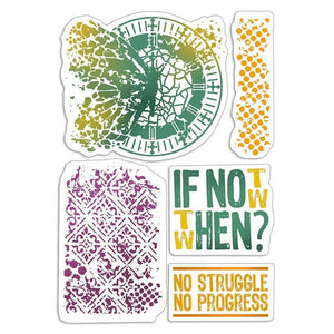 Ciao Bella Stamps - If Not Now Then When