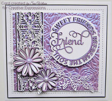 Dies by Sue Wilson Frames & Tags Collection - Joanie's Border