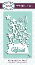 Creative Expressions Paper Cuts Collection - Cheers