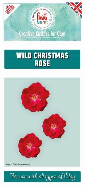 FMM Funcraft Wild Christmas Rose