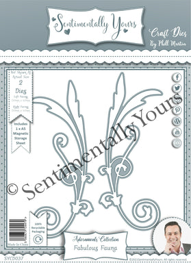 Phill Martin Sentimentally Yours Adornments Collection - Fabulous Fauna