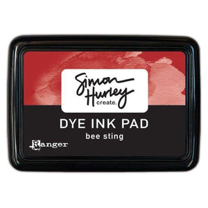 Simon Hurley Create. Dye Ink Pad - Bee Sting