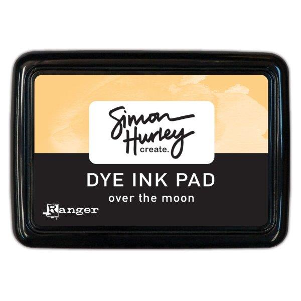 Simon Hurley Create. Dye Ink Pad - Over the Moon
