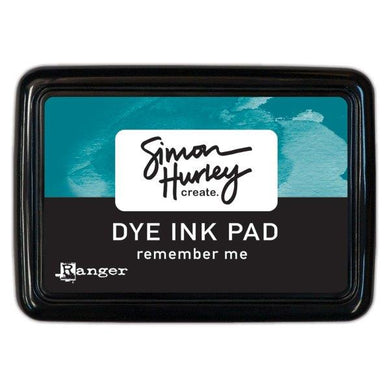 Simon Hurley Create. Dye Ink Pad - Remember Me