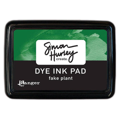 Simon Hurley Create. Dye Ink Pad - Fake Plant