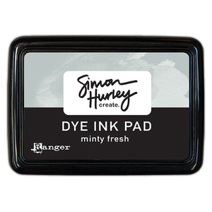 Simon Hurley Create. Dye Ink Pad - Minty Fresh